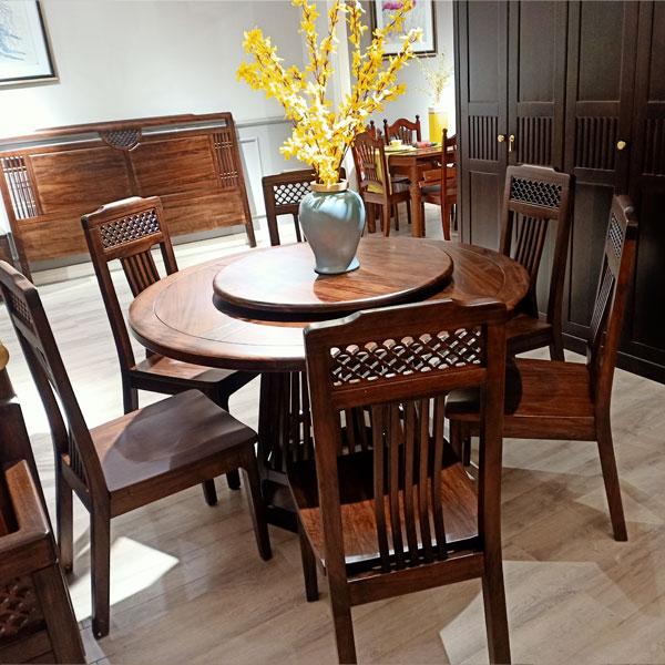 定制實木餐桌