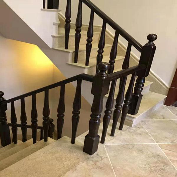 別致樓梯實木定制