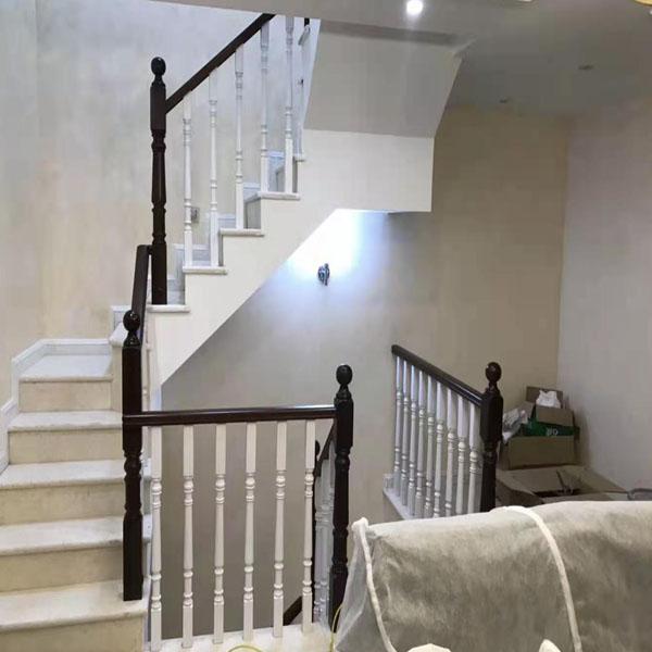 定制實木樓梯