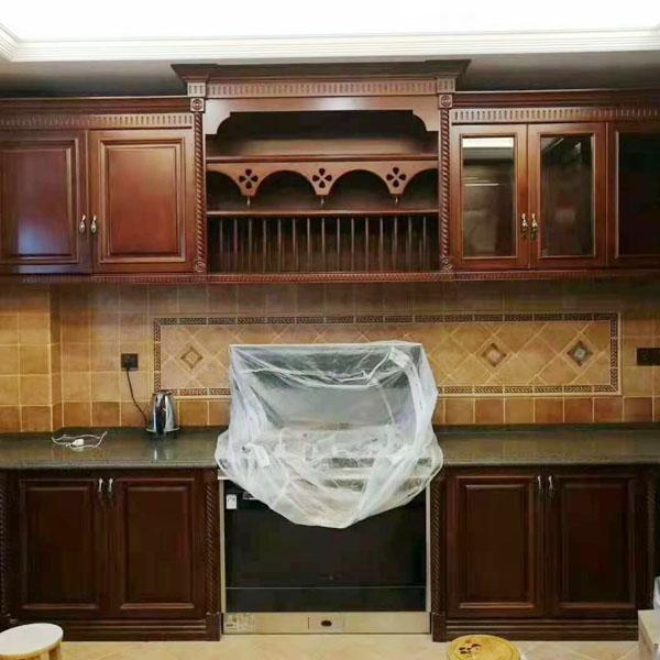 個性化廚房實木家具