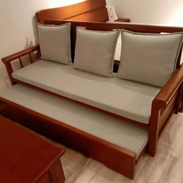 客廳實木家具定制