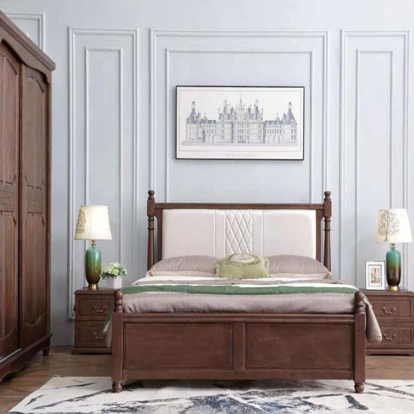 清晰雅致實木家具